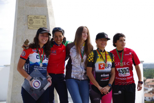 OriBTT Amigos da Montanha - Campeonato Nacional Absoluto OriBTT 2016 - Noémia Magalhães 5.º lugar
