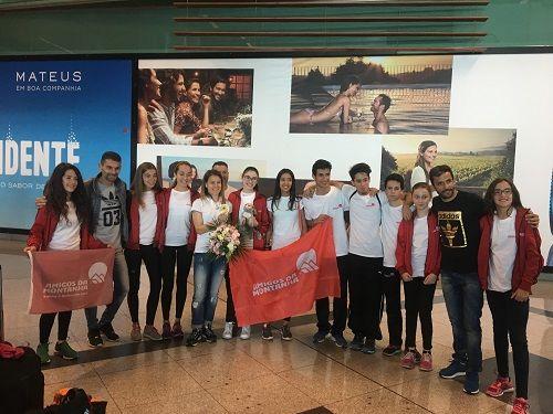 Amigos da Montanha - Doroteia Peixoto vence Maratona de Dusseldorf