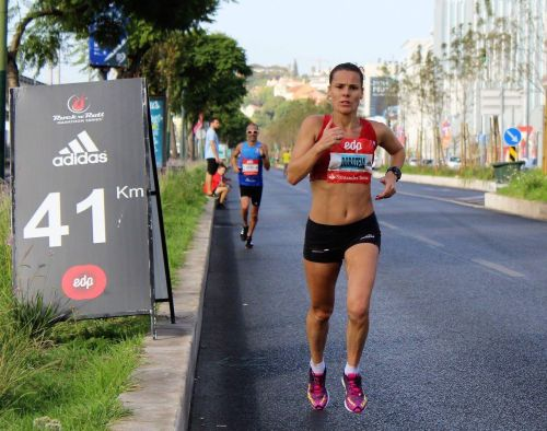 Amigos da Montanha Doroteia Peixoto Maratona de Lisboa