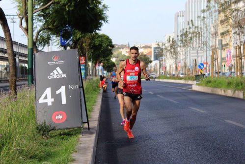 Amigos da Montanha Augusto Costa Maratona de Lisboa