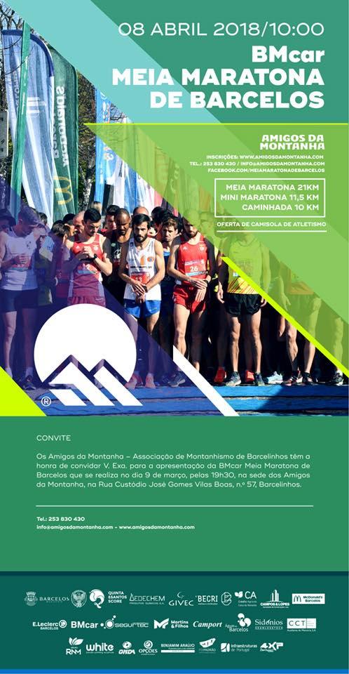 BMcar Meia Maratona Barcelos