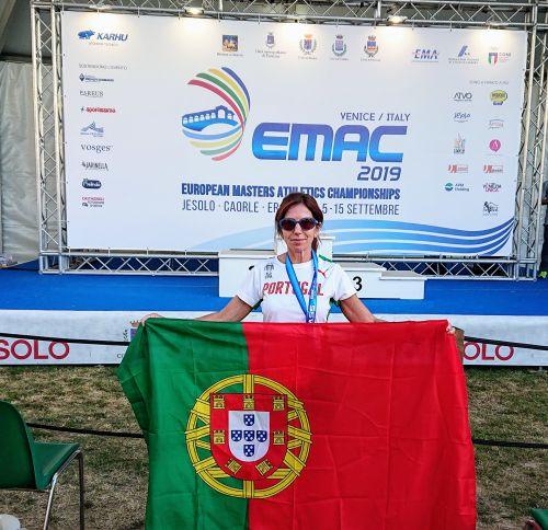Amigos da Montanha | Graça Costa | Campeonato europeu de Masters
