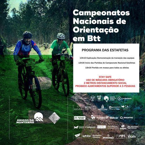 Amigos da Montanha | OriBTT - Programa Estafetas